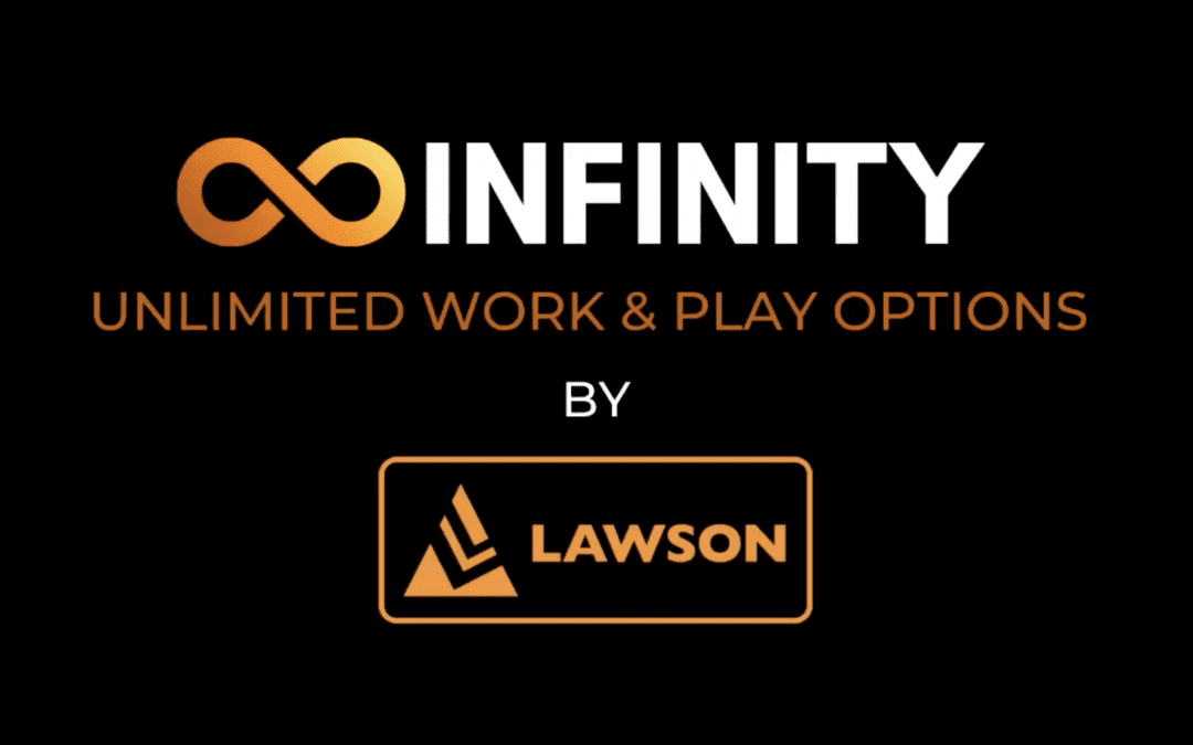 INFINITY IS HERE!